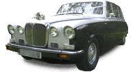 Daimler Vintage Car Hire