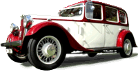 Hertford Vintage Wedding Car Hire
